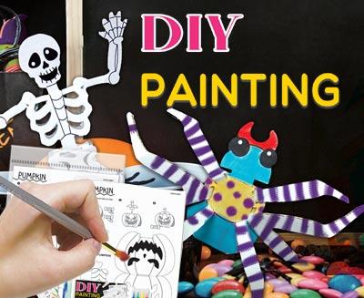 DIY Painting (H)