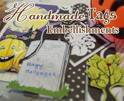 Handmade Gift Tag (H)