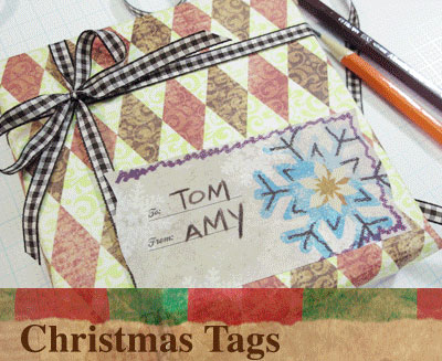 Paper Gift Tag