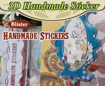 3D Handmade Blister