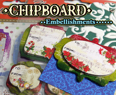 Chipboard Tag