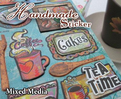 Watercolor & Mixed Media