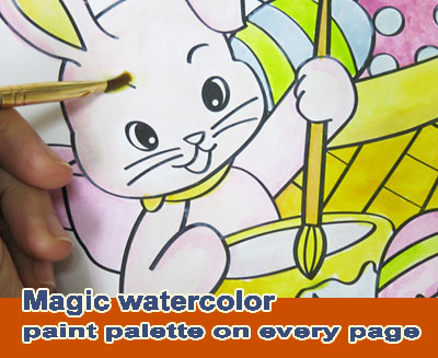 Paint With Water (E)