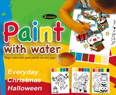 Paint With Water (X)