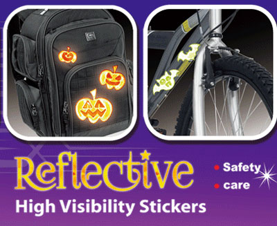 Reflective Stickers (H)