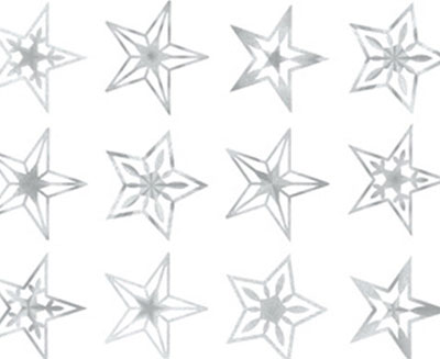 Foil Embossd Static